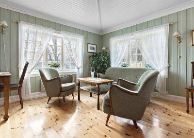Røssøygården stue